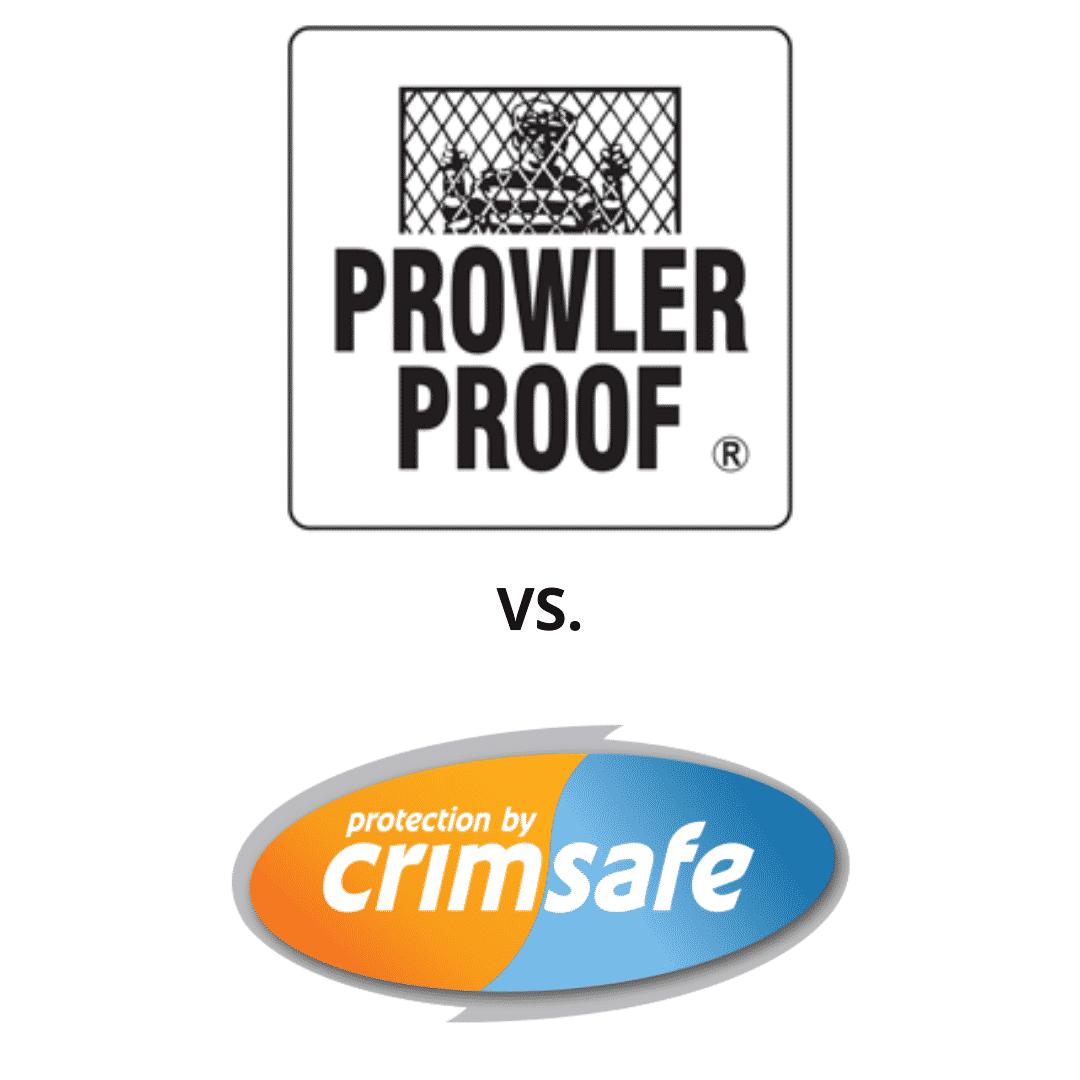 prowler proof vs crimsafe